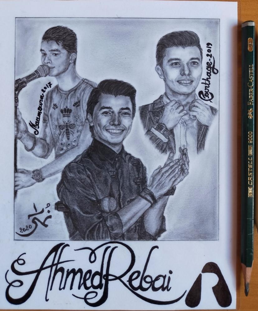 Ahmed Rebai por MeddebNouha